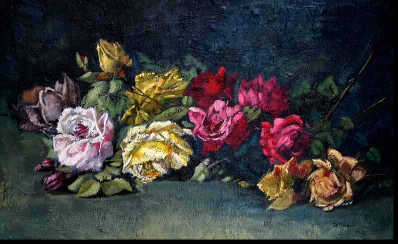 Nature morte con fiori donatella colasanti arte - Successione morte di un genitore ...